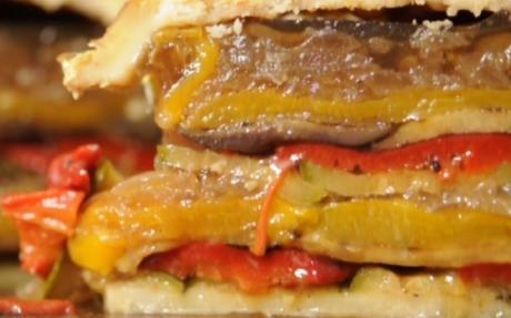 Description: Description: Hangover Ham and Veg Pie