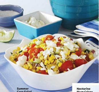 Description: Description: Description: Description: Summer corn salad