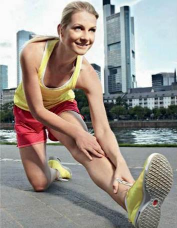 Description: As you get fitter it's natural to want to run more but it's too hard on your body