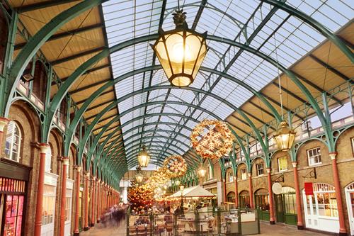 London Around Town Covent Garden Part 1