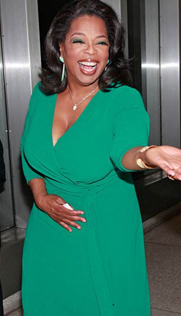Description: Oprah Winfrey