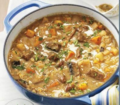 Description: Description: Description: Description: Description: Description: Oat beef soup with grilled vegetables