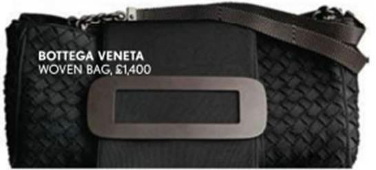 Description: Bottega Veneta – Woven bag, $2100