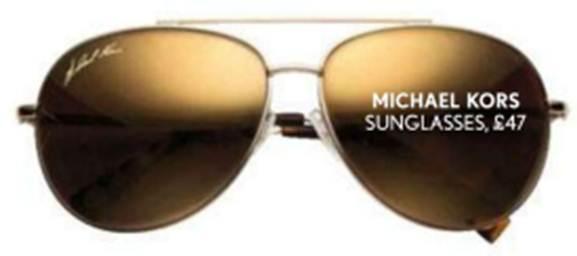 Description: Michael Kors sunglasses $70