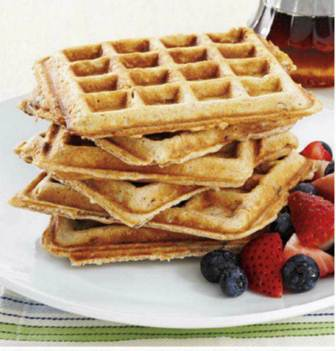 Description: Description: Description: Description: Wonderful Oatmeal Waffle