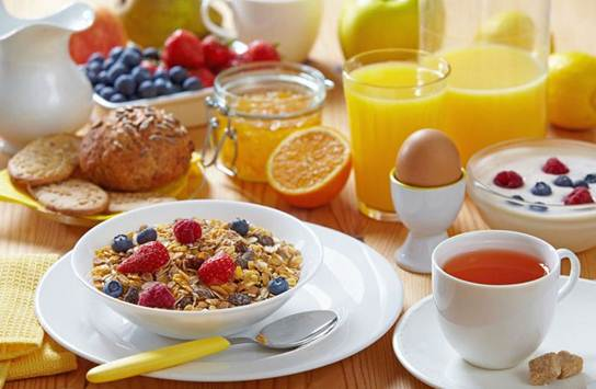 Description: Change your life before breakfast