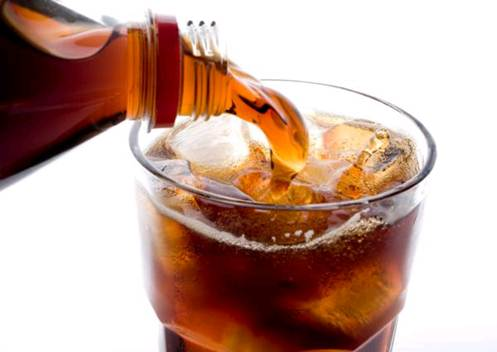 Description: The components such as preservatives, artificial sweeteners in carbonated soft drinks can reduce hormone serotonin in the body.