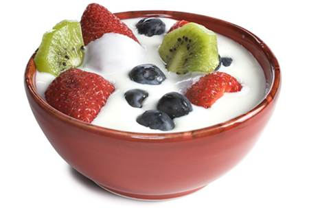 Description: If you want to enrich the taste of yogurt, make yourself a cup of fresh fruit yogurt instead of fruit yogurt available in the market.