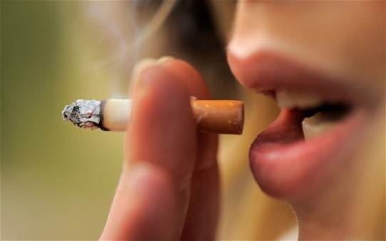 Description: Smoking is absolutely not allowed during pregnant period.