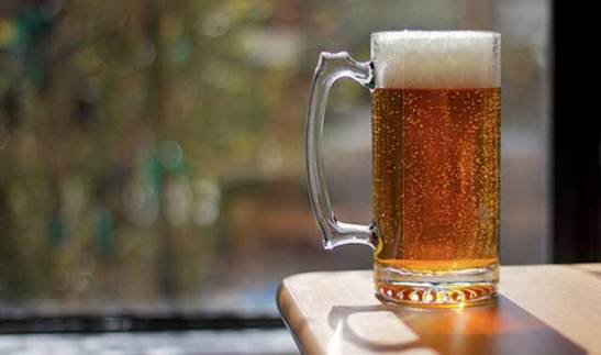 Description: Drink a glass of beer every day makes heart healthy