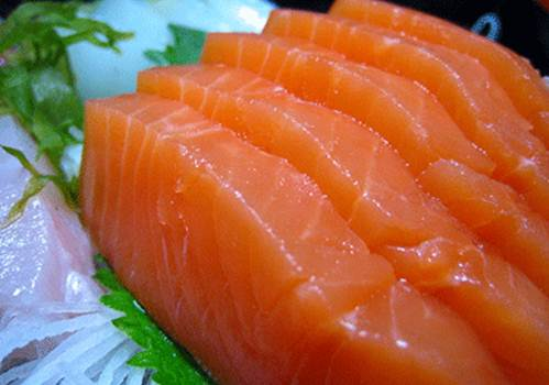 Description: Salmon is one of the most Omega 3 rich foods