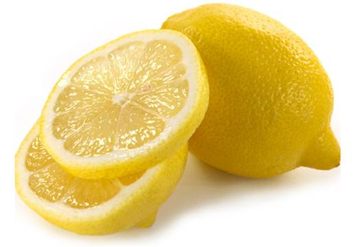 """Description: Lemon contains acid citric and vitamin C, which can """"bleach"""" your dark skin"""