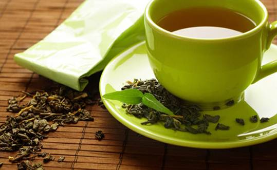 Description: Green tea is good for health and can prevent Alzheimer disease, protect you from cancer