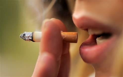 Description: HDL levels went up when smokers quit.