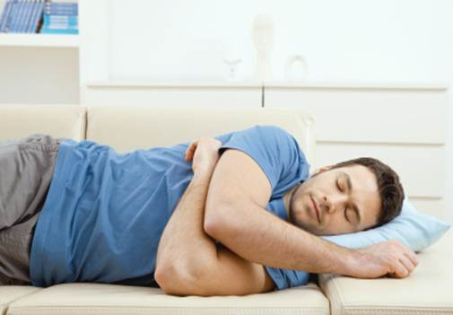 Description: A nap during the day is very important