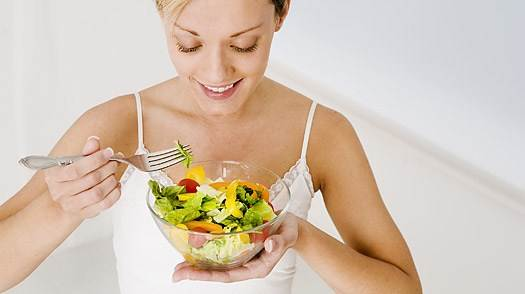 Description: When you eat salad or raw vegetables, you'd better choose unpolluted vegetables or organic vegetables