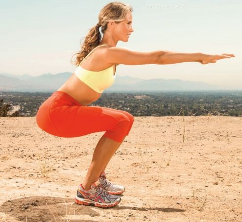 """Description: Sculpt your entire lower body in a minute with this move. """""""