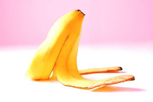Description: Banana peel