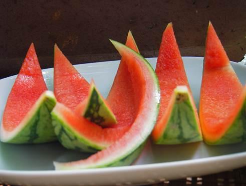 Description: Watermelon peel
