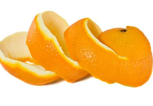 Description: Orange peel - Miraculous Healing Effects Of Fruit Peels