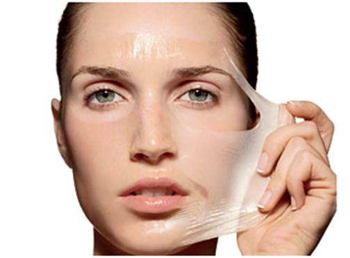 Description: A good regime is to exfoliate skin once a week