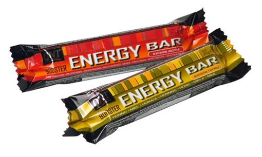 Description: Bring some energy bars and other healthy snack.