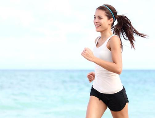 Description: Exercise is an integral part to get beautiful skin