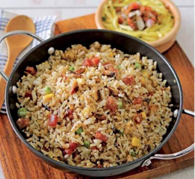 Recipes with pork sausage and rice