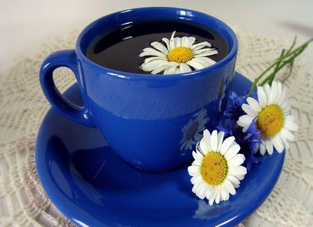 It's recommended to have a cup of unsweetened daisy tea at 30min before sleep.