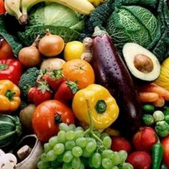 Fiber-rich vegetables