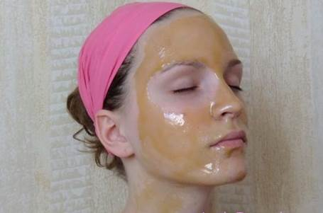 Honey Facial Mask