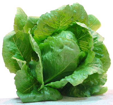 Lettuce can lower blood pressure.