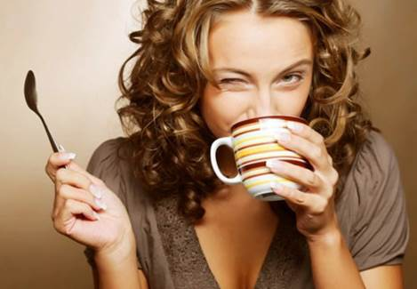 You should avoid foods containing caffeine when you want to conceive.