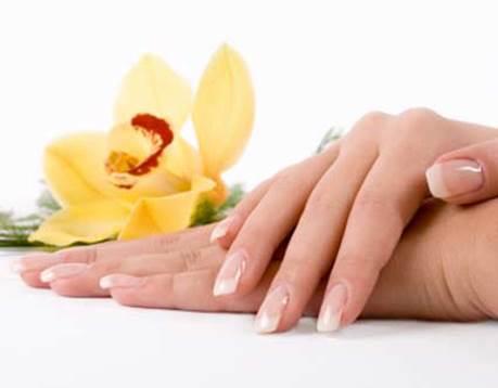 Nail also indicates health status.