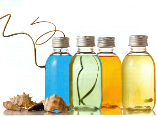 The amount of essential oils is very important.