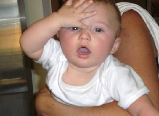 Children have headache in the early morning or at midnight can be sign of dangerous illness.