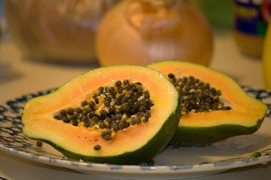 However, if you try papaya, would you be surprised about the use of this sweet fruit!