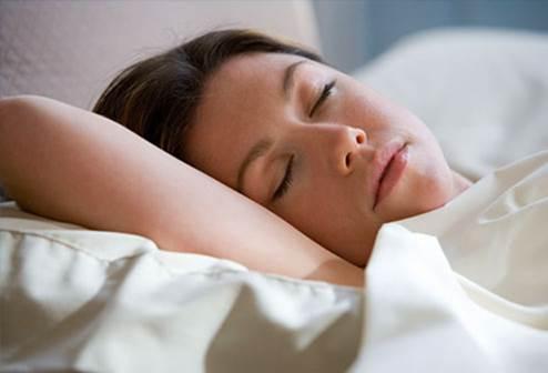 Always keep facial skin clean during sleeping