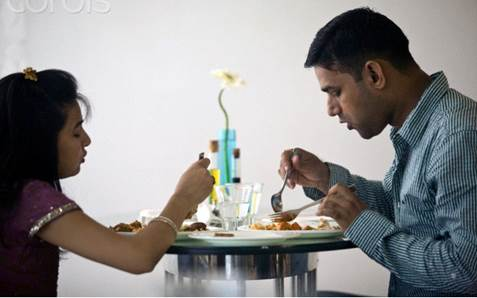 Research proved that whether men or women eat the same quantity of foods, women spend more time digesting than men