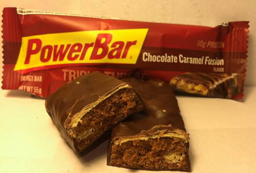 Energy candy bar