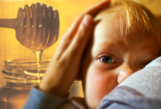 If your babies accidentally eat honey, do not be too worried
