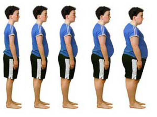 Weight at birth is important. But the rate of weight increase at each stage of growth is more concerned.