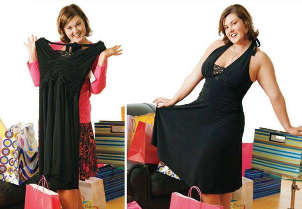 Body-shapers have come a long way since the girdle