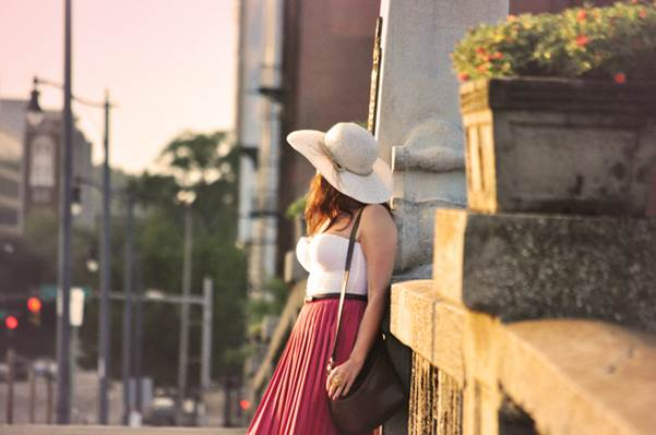 Not all shapewear is designed to be hidden under other clothes. These days, you can get pants, dresses, skirts, and swimsuits that help you look your best whatever the occasion.\