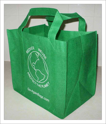 Description: Do You Use Reusable Shopping Bags at the Grocery Store?
