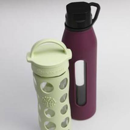 Description: You ditched disposable water bottles for a reusable one