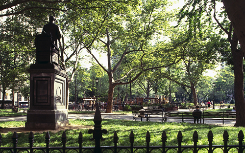 New York Around Town Union Square Gramercy Park And Flatiron Part 1