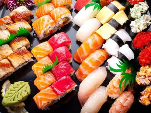 Description: Women should avoid eating sushi when being pregnant.