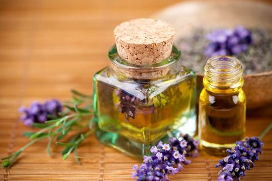 Description: If you or your babies is unable to calm down or feeling unhappy, a little of lavender oil will help a lot.