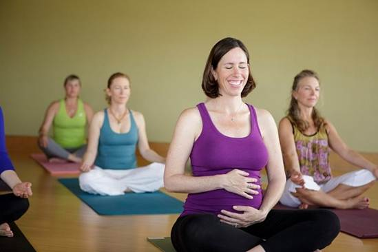 Description: You should sign up for a prenatal class as soon as possible when you know that you're pregnant.